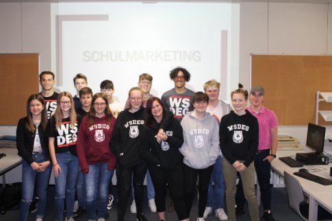 Das Schulmarketing-Team